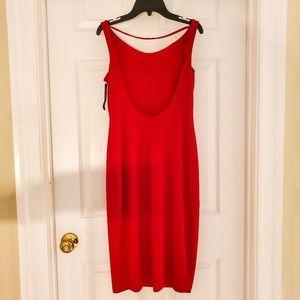 NWT Laundry Blackless Dress
